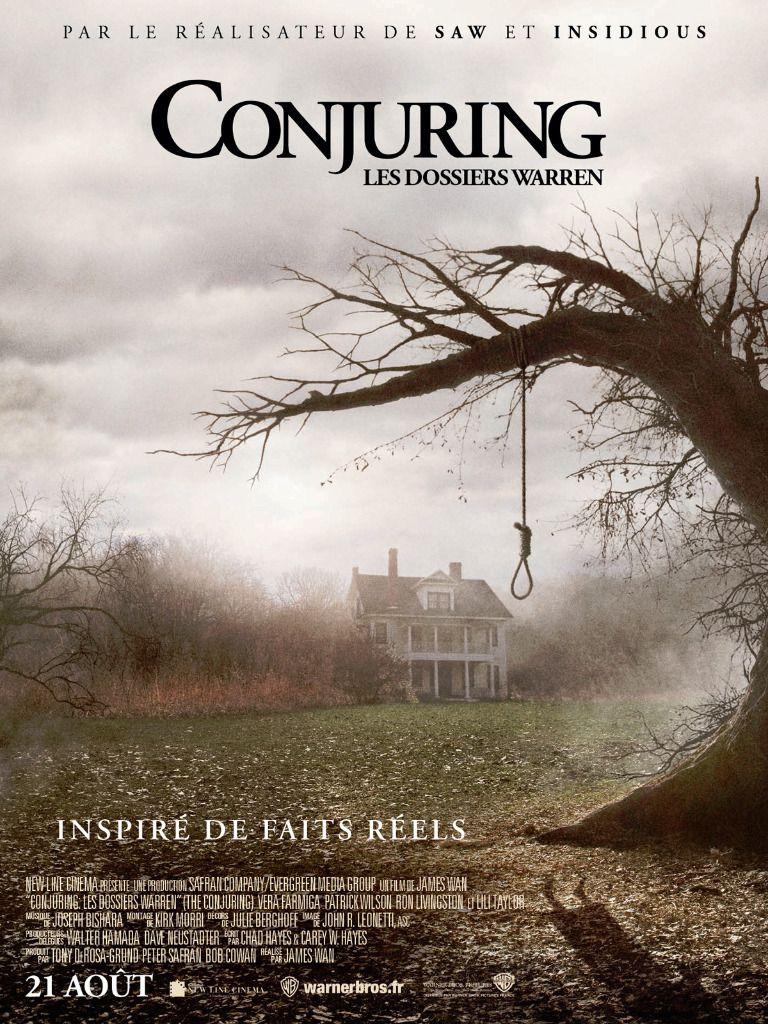 Conjuring : Les Dossiers Warren - Film (2013)