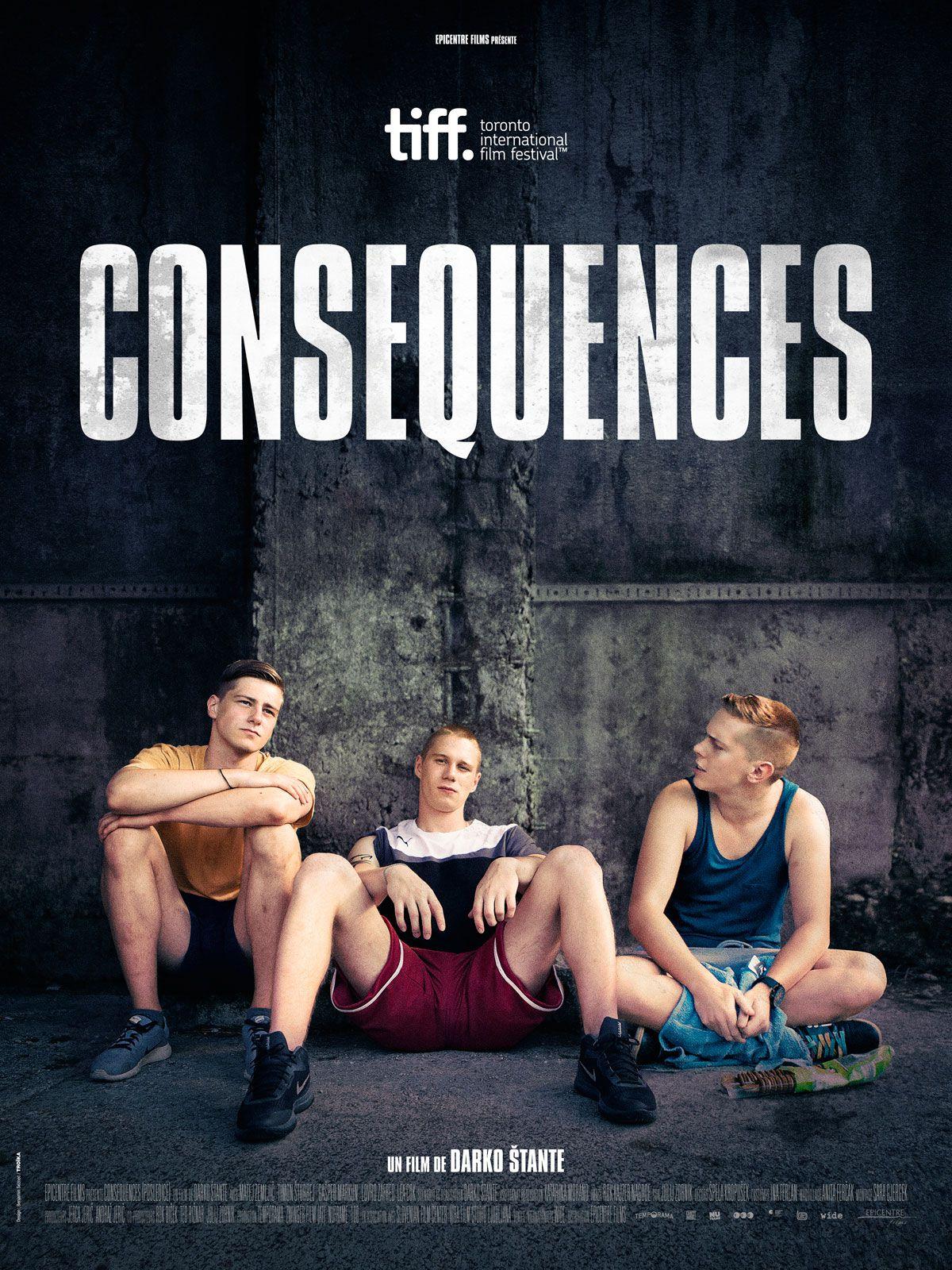 Consequences - Film (2019)