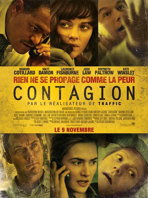 Contagion - Film (2011)