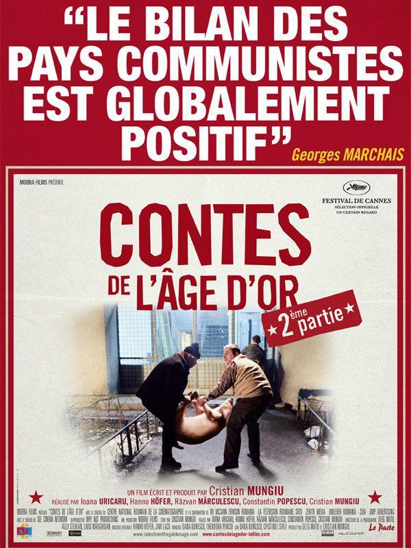 Contes de l'âge d'or : 2ème Partie - Film (2010)