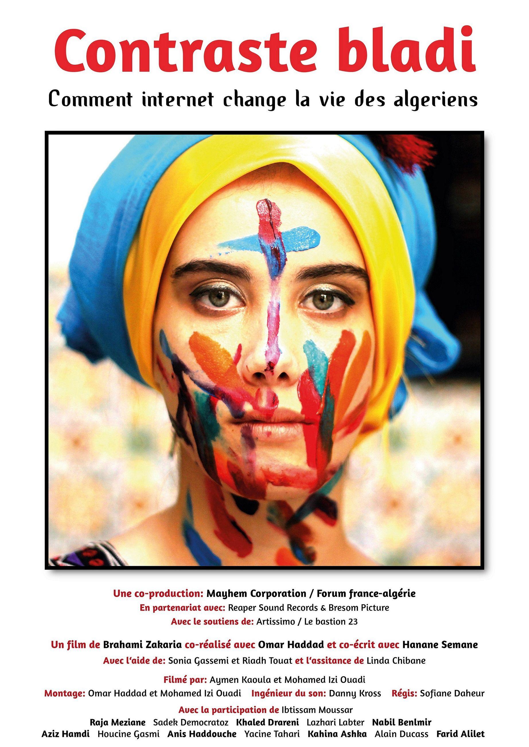 Contraste Bladi : Comment internet change la vie des algériens - Film (2017)