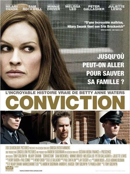 Conviction - Film (2011)