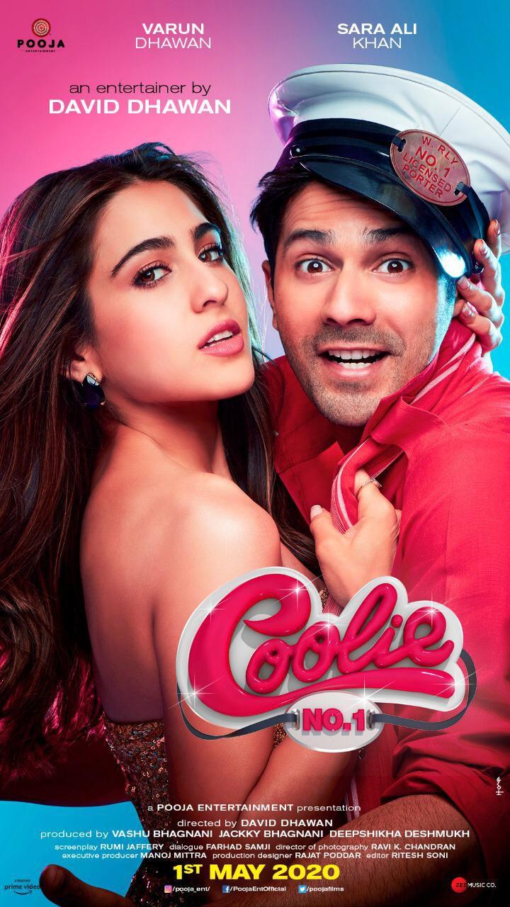 Coolie No.1 - Film (2020)