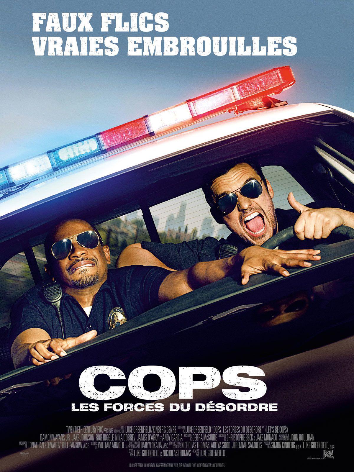 Cops : Les Forces du désordre - Film (2014)