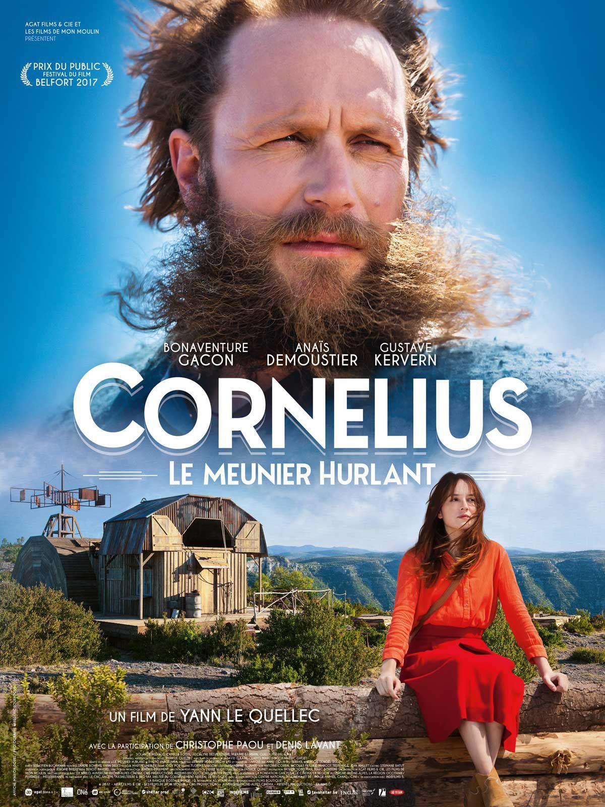 Cornelius, le meunier hurlant - Film (2018)