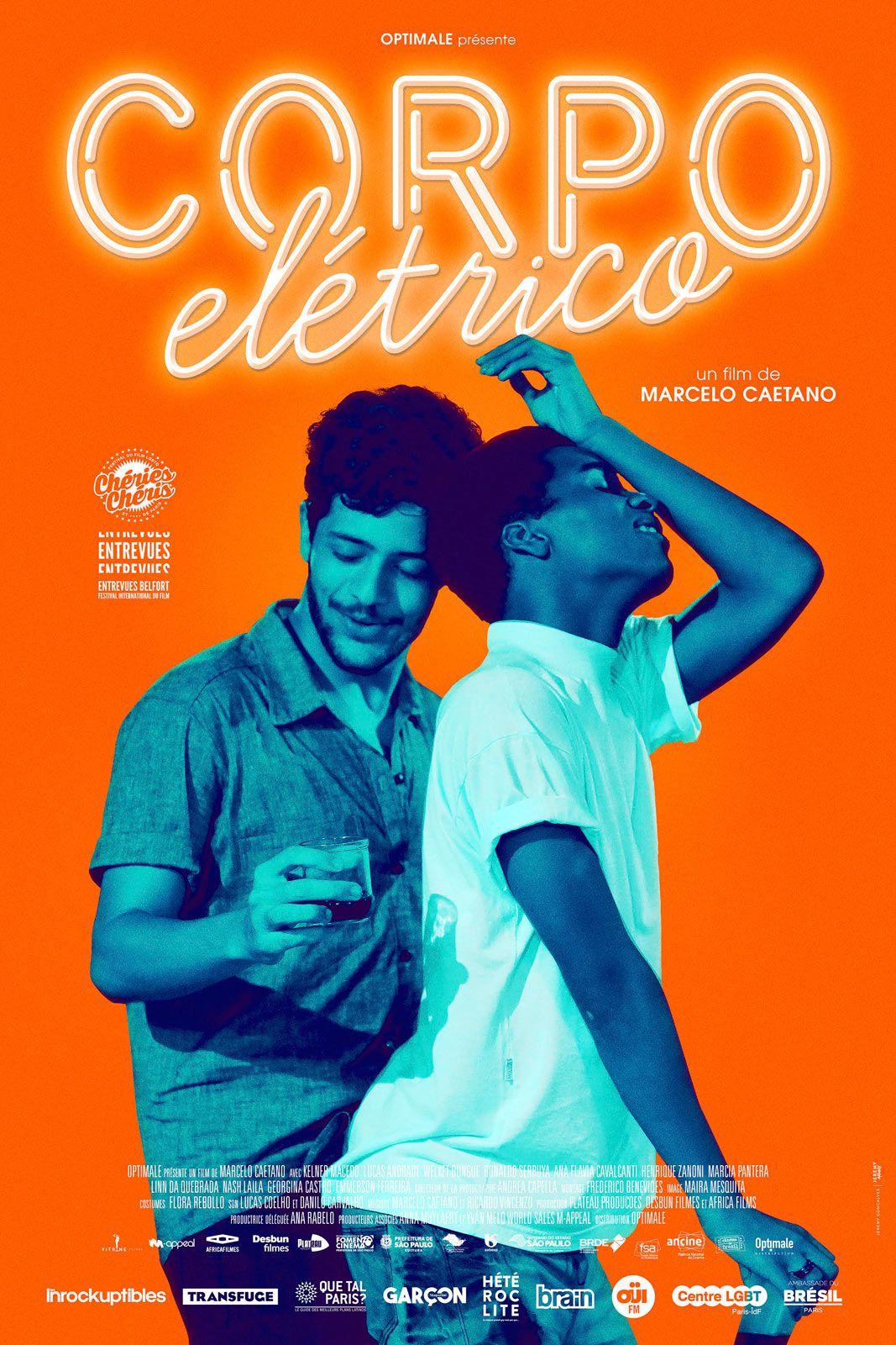 Corpo Elétrico - Film (2018)