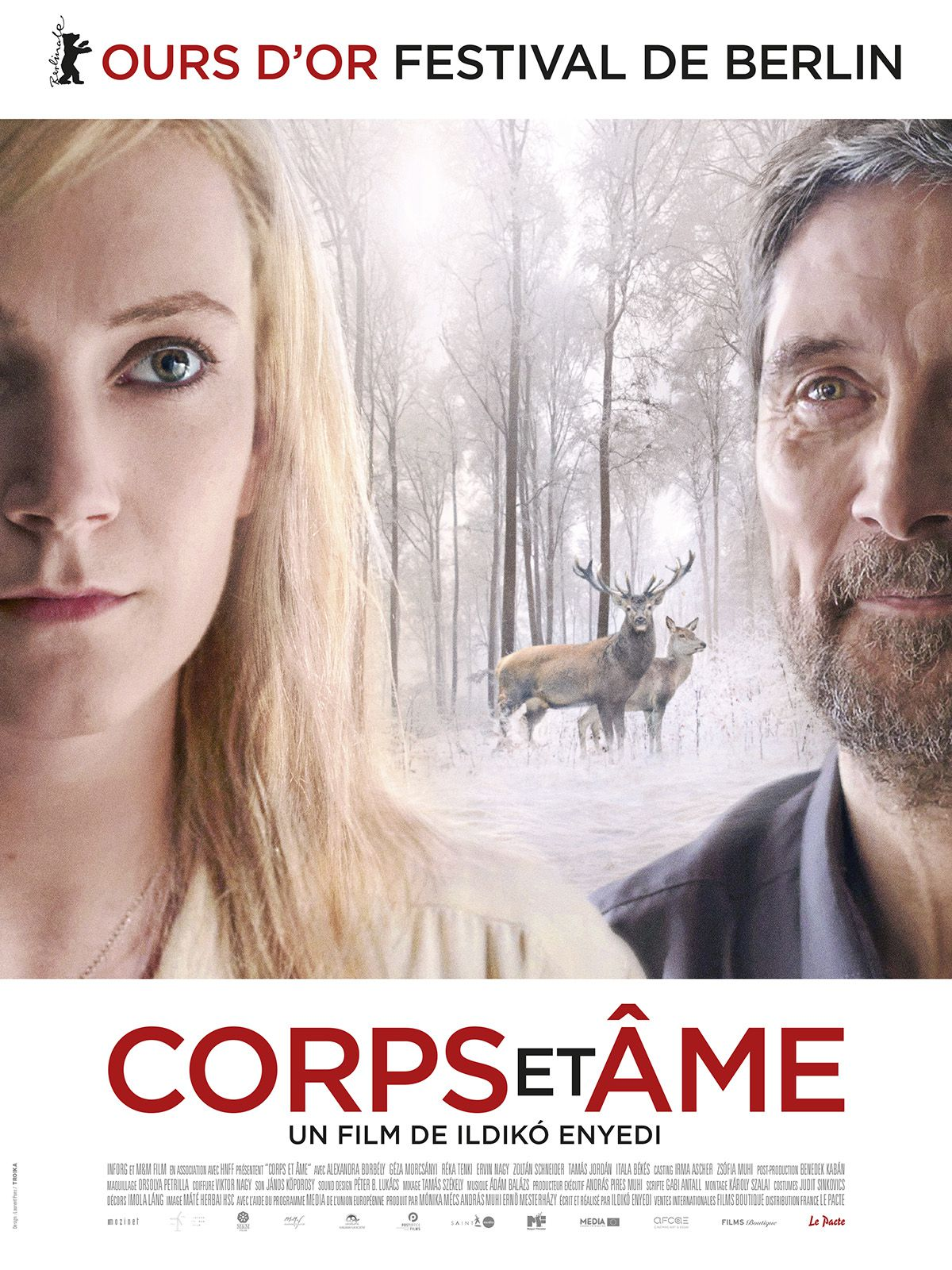Corps et Âme - Film (2017)