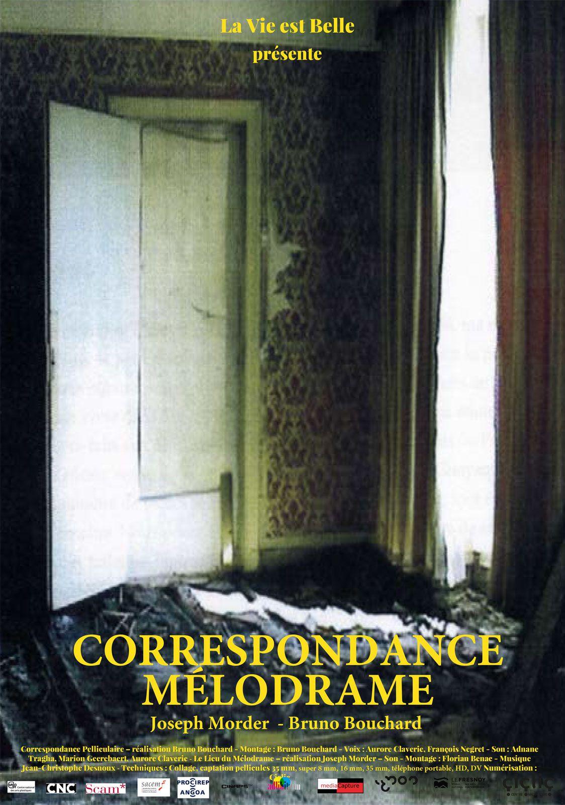 Correspondance Mélodrame - Documentaire (2020)