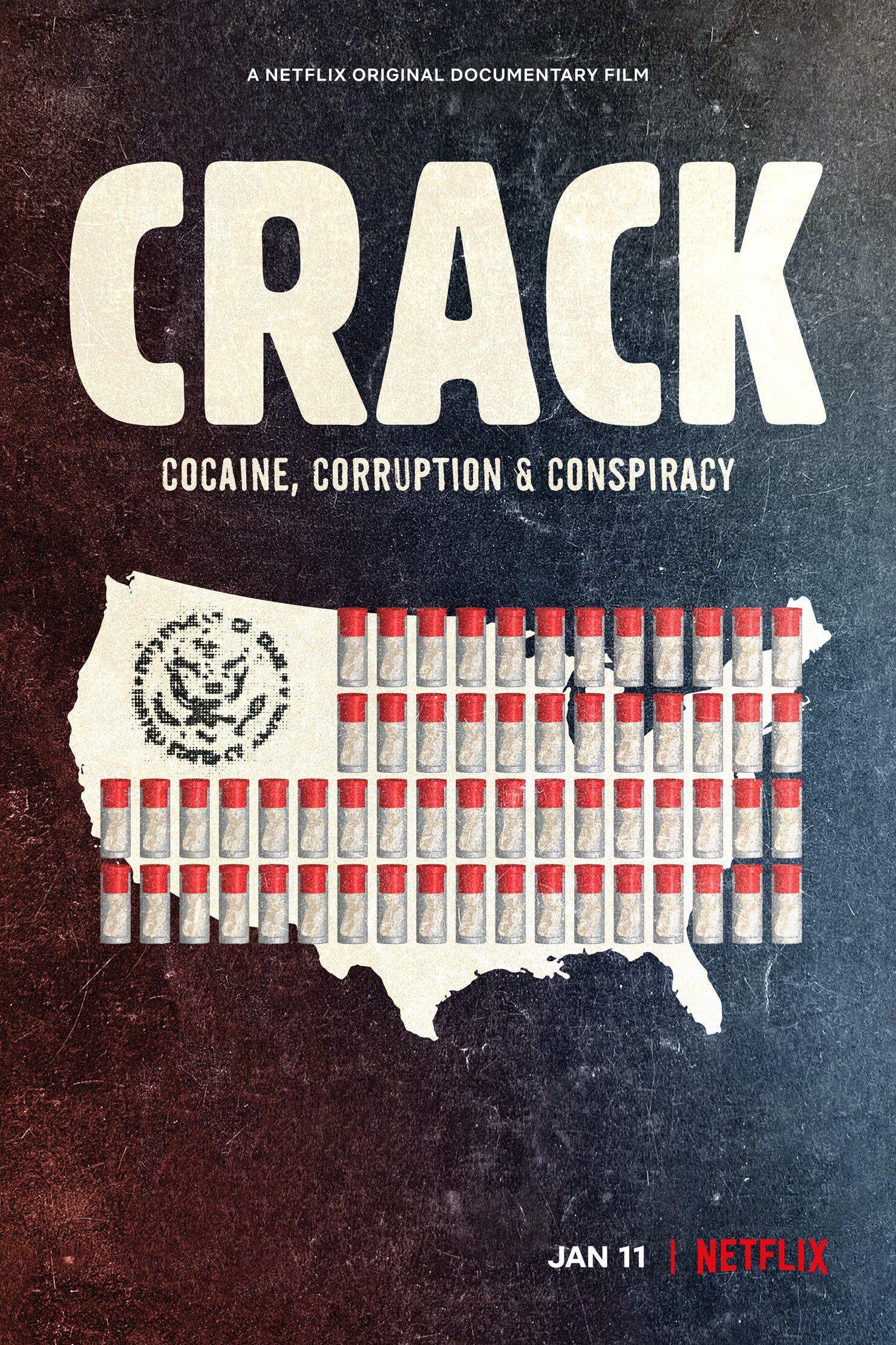 Crack : Cocaïne, corruption et conspiration - Documentaire (2021)