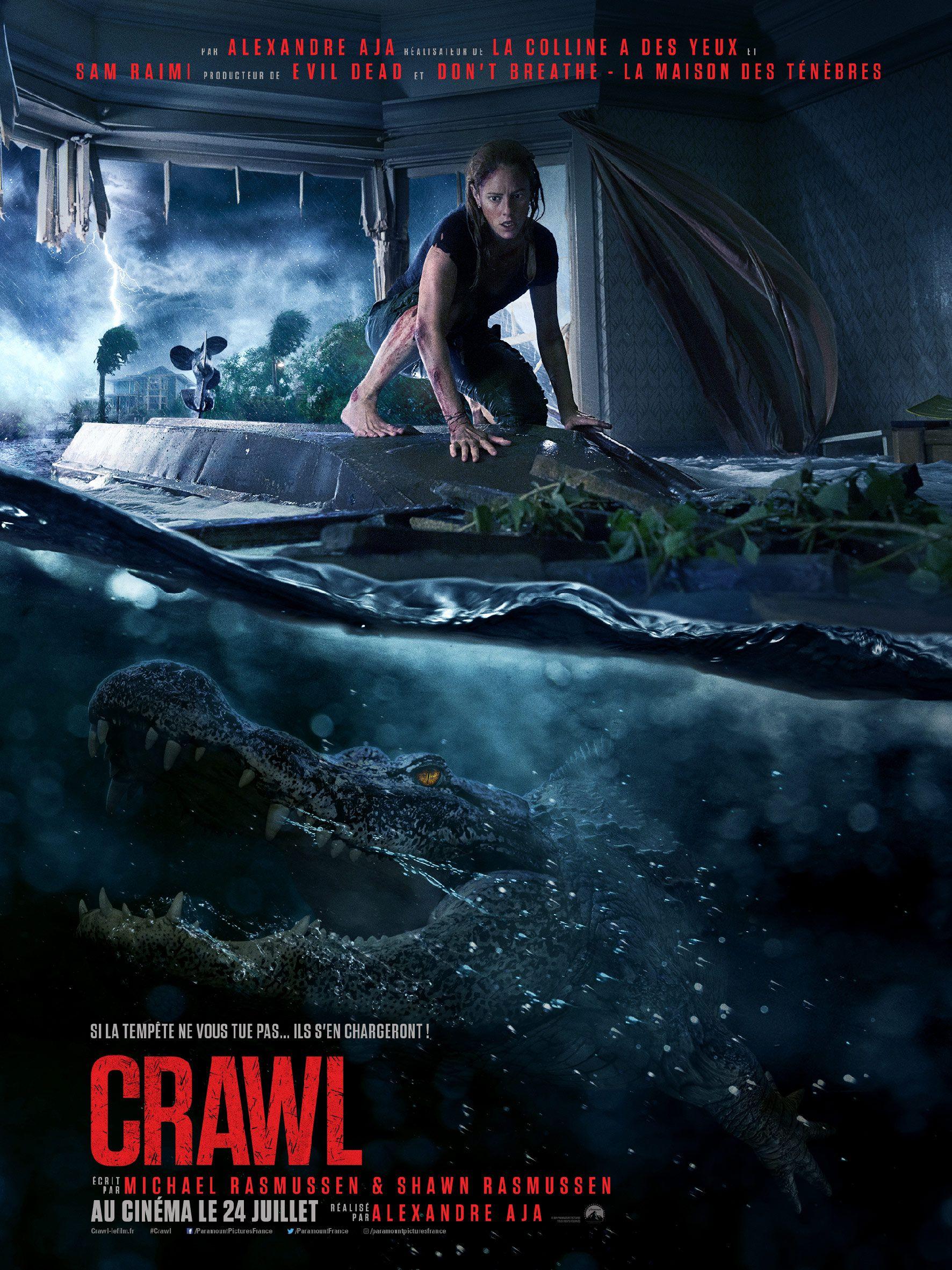 Crawl - Film (2019)