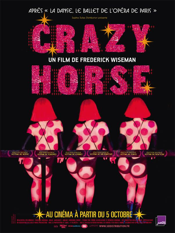 Crazy Horse - Documentaire (2011)