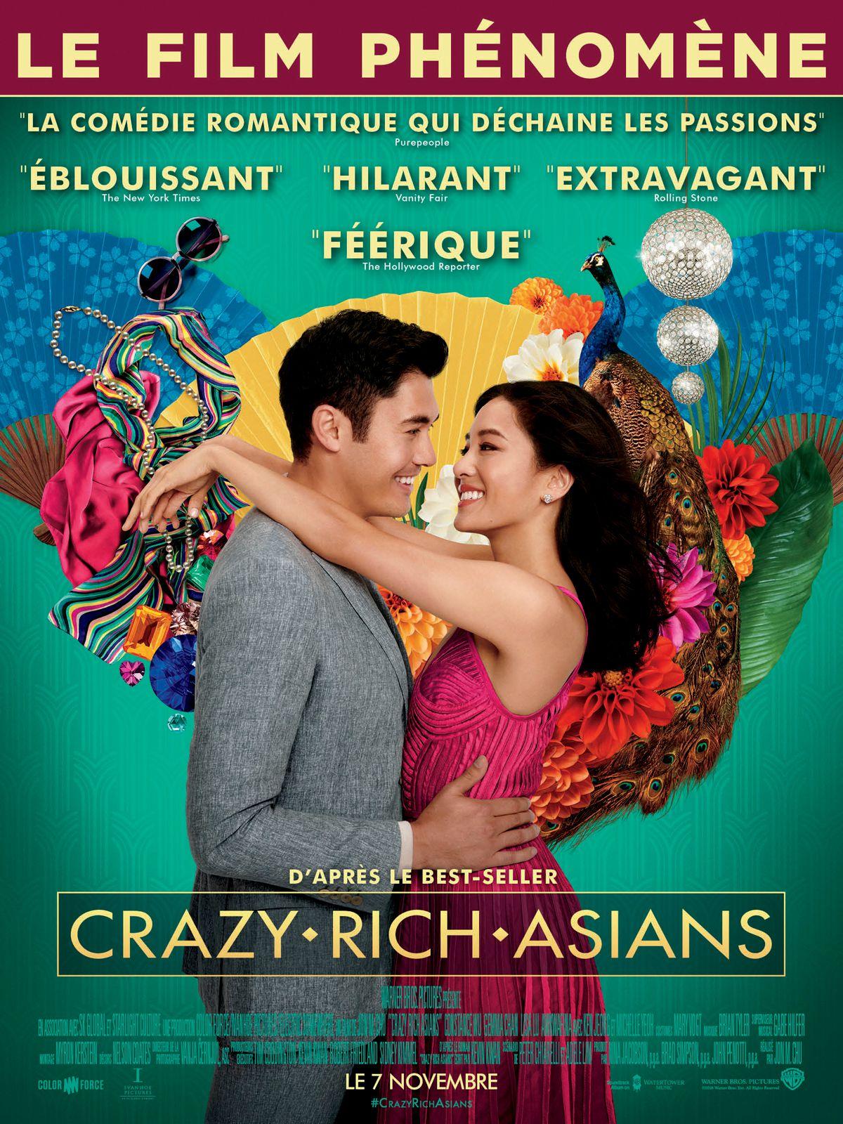 Crazy Rich Asians - Film (2018)