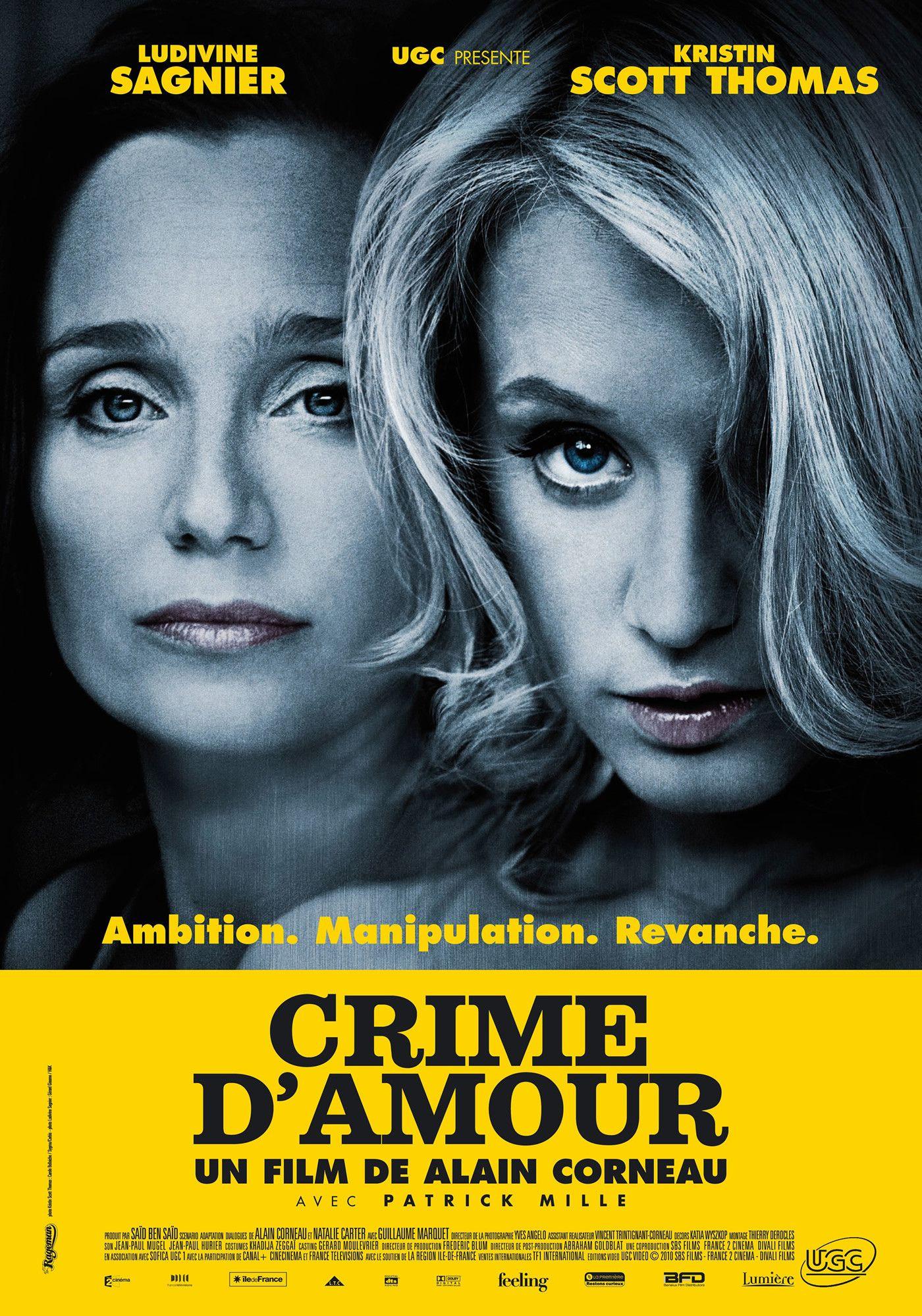 Crime d'amour - Film (2010)