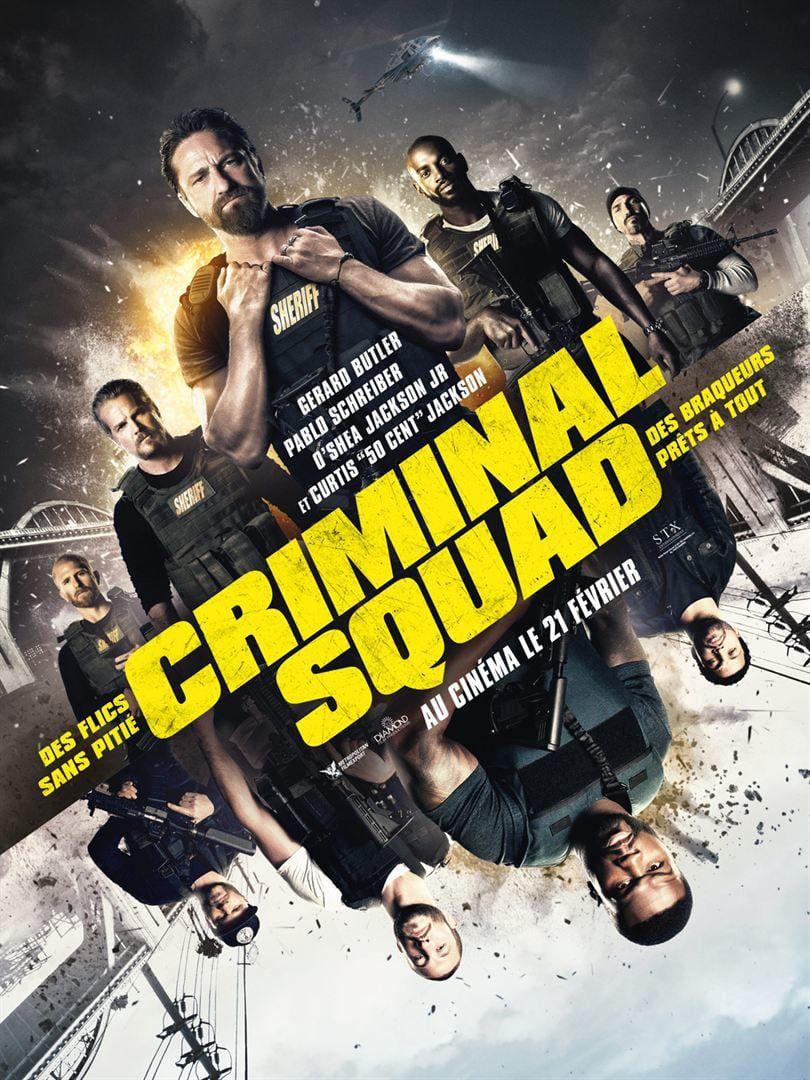 Criminal Squad - Film (2018)