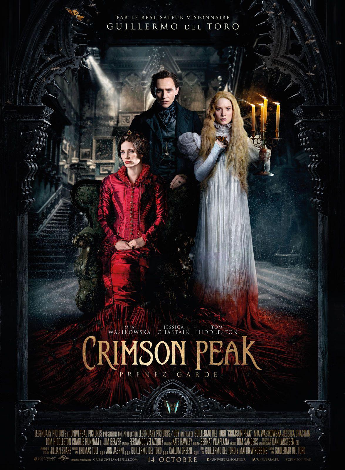 Crimson Peak - Film (2015)