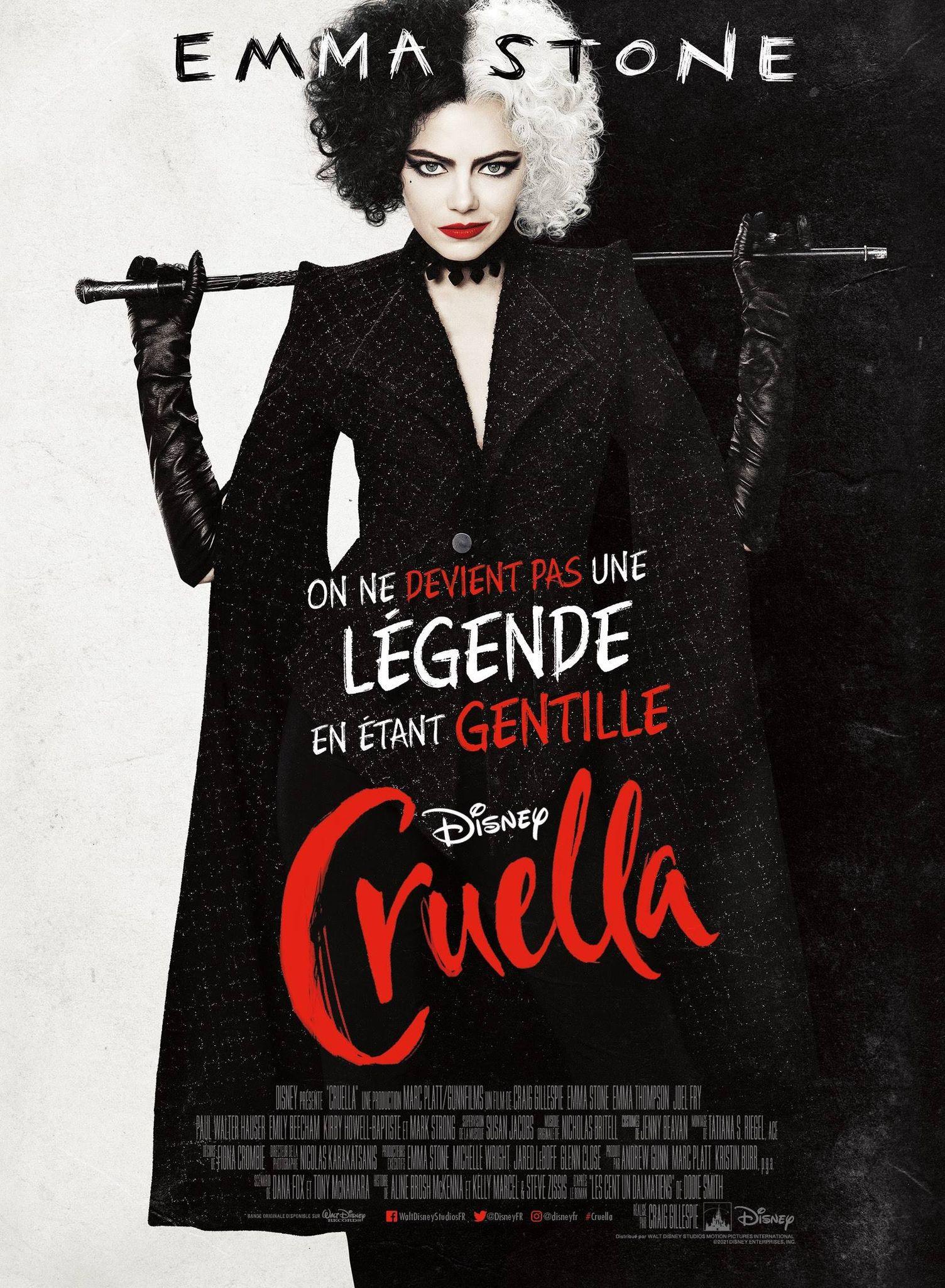 Cruella - Film (2021)