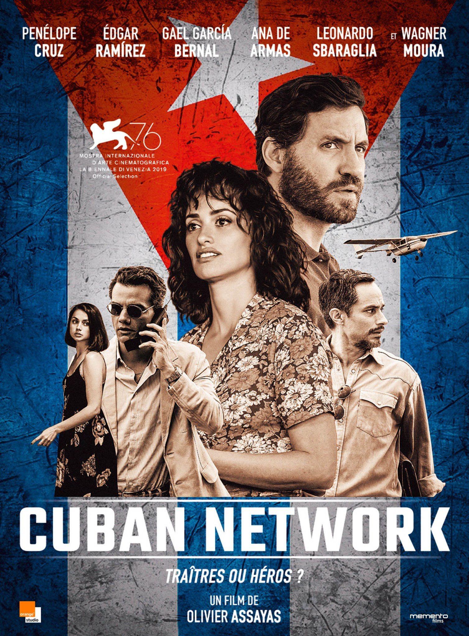 Cuban Network - Film (2020)