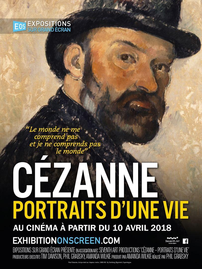 Cézanne - Portraits d'une vie - Documentaire (2018)
