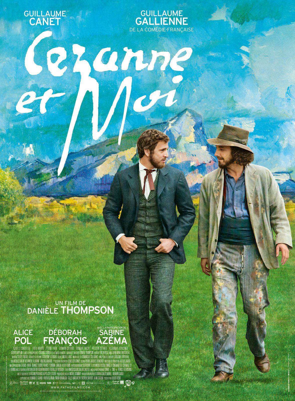Cézanne et moi - Film (2016)