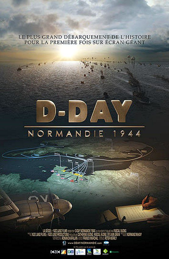D-Day, Normandie 1944 - Documentaire (2014)
