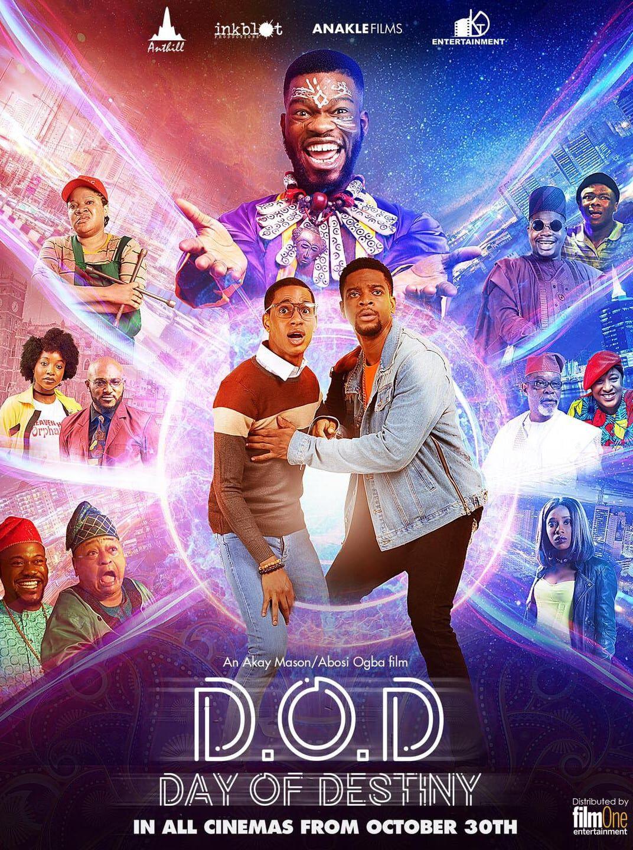 D.O.D: Day of Destiny - Film (2021)