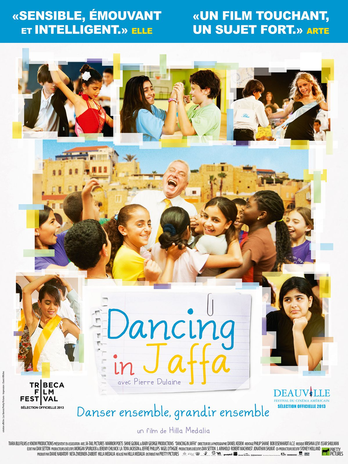 Dancing In Jaffa - Documentaire (2014)