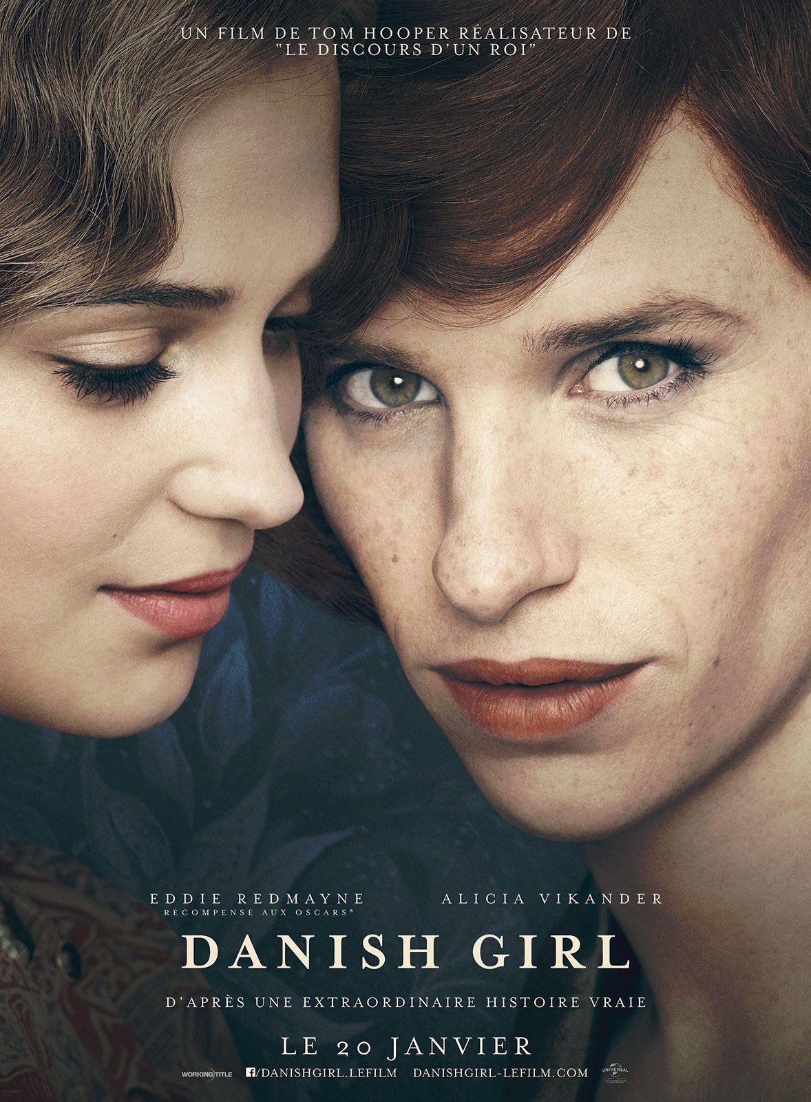 Danish Girl - Film (2015)