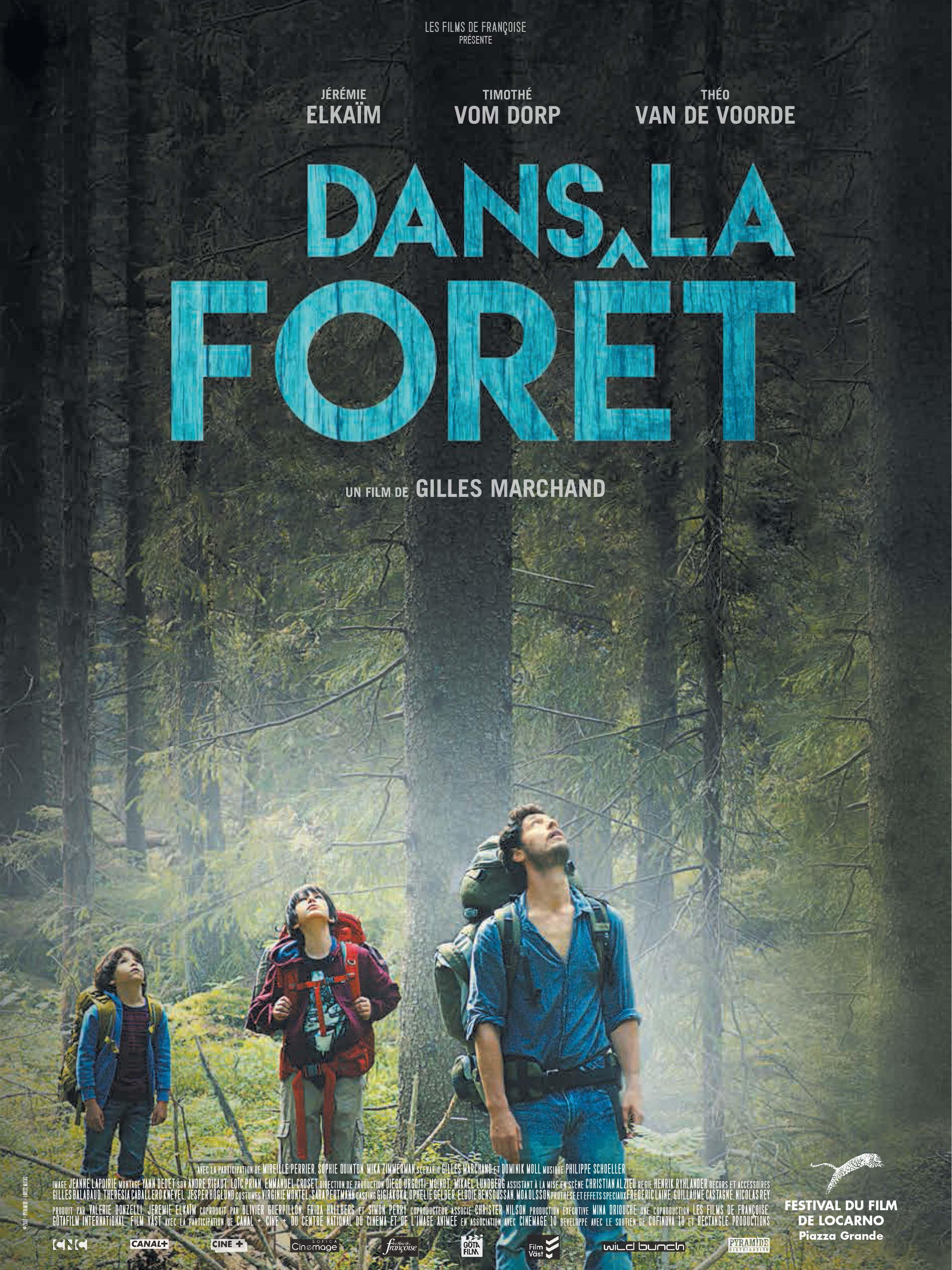 Dans la forêt - Film (2017)