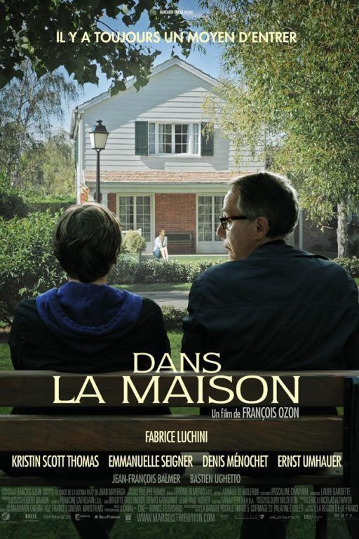Dans la maison - Film (2012)