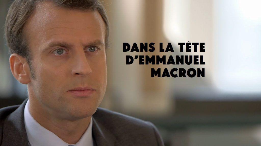 Dans la tête d'Emmanuel Macron - Documentaire (2016)