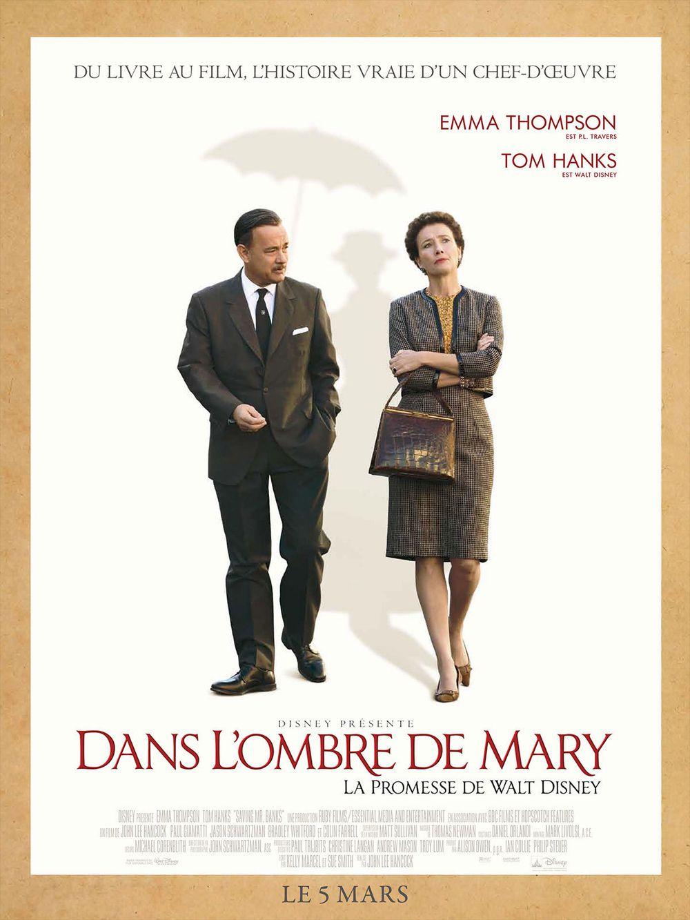 Dans l'ombre de Mary - La Promesse de Walt Disney - Film (2013)