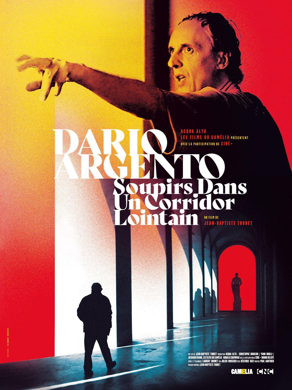 Dario Argento - Soupirs dans un corridor lointain - Documentaire (2019)