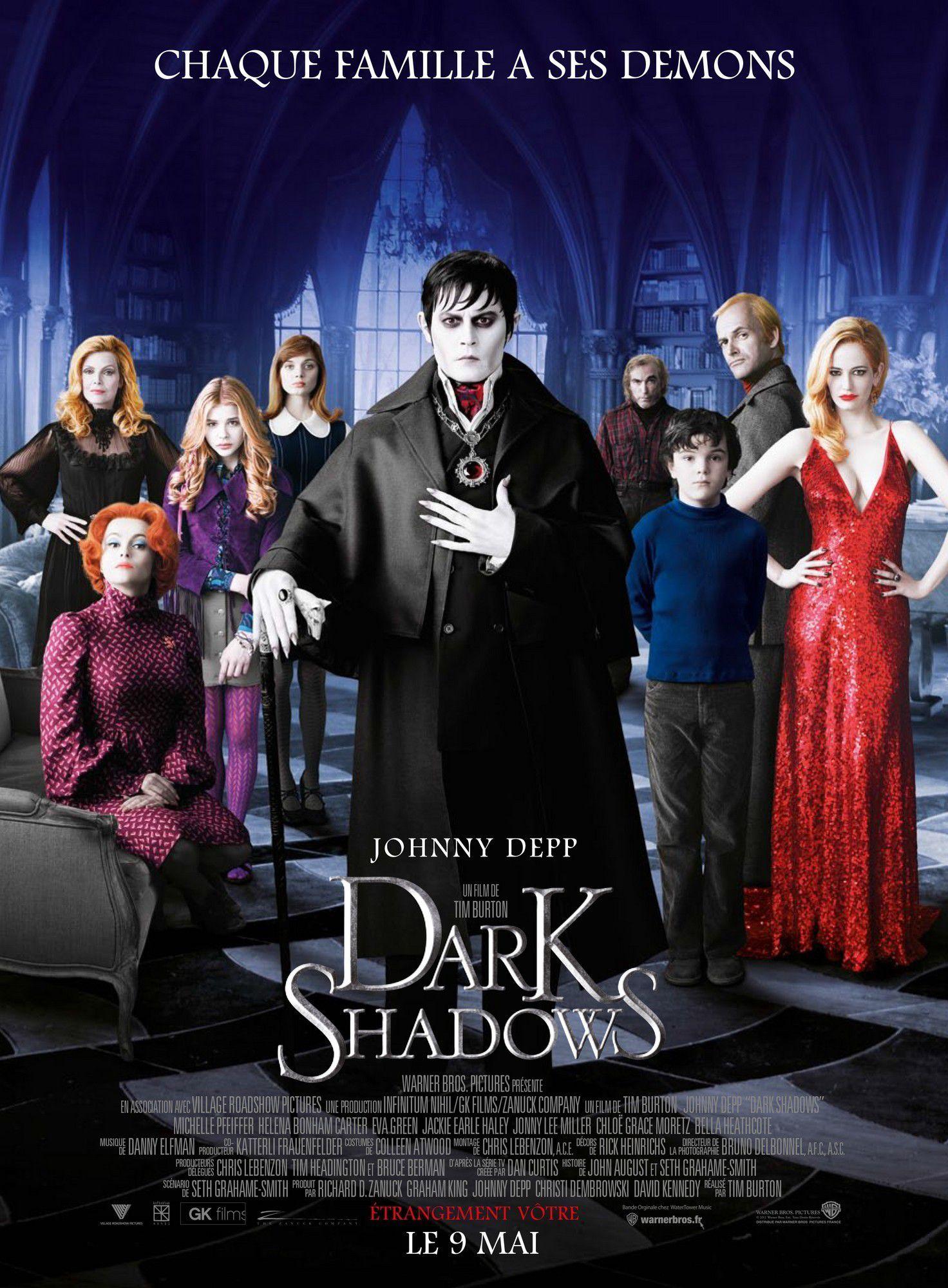 Dark Shadows - Film (2012)