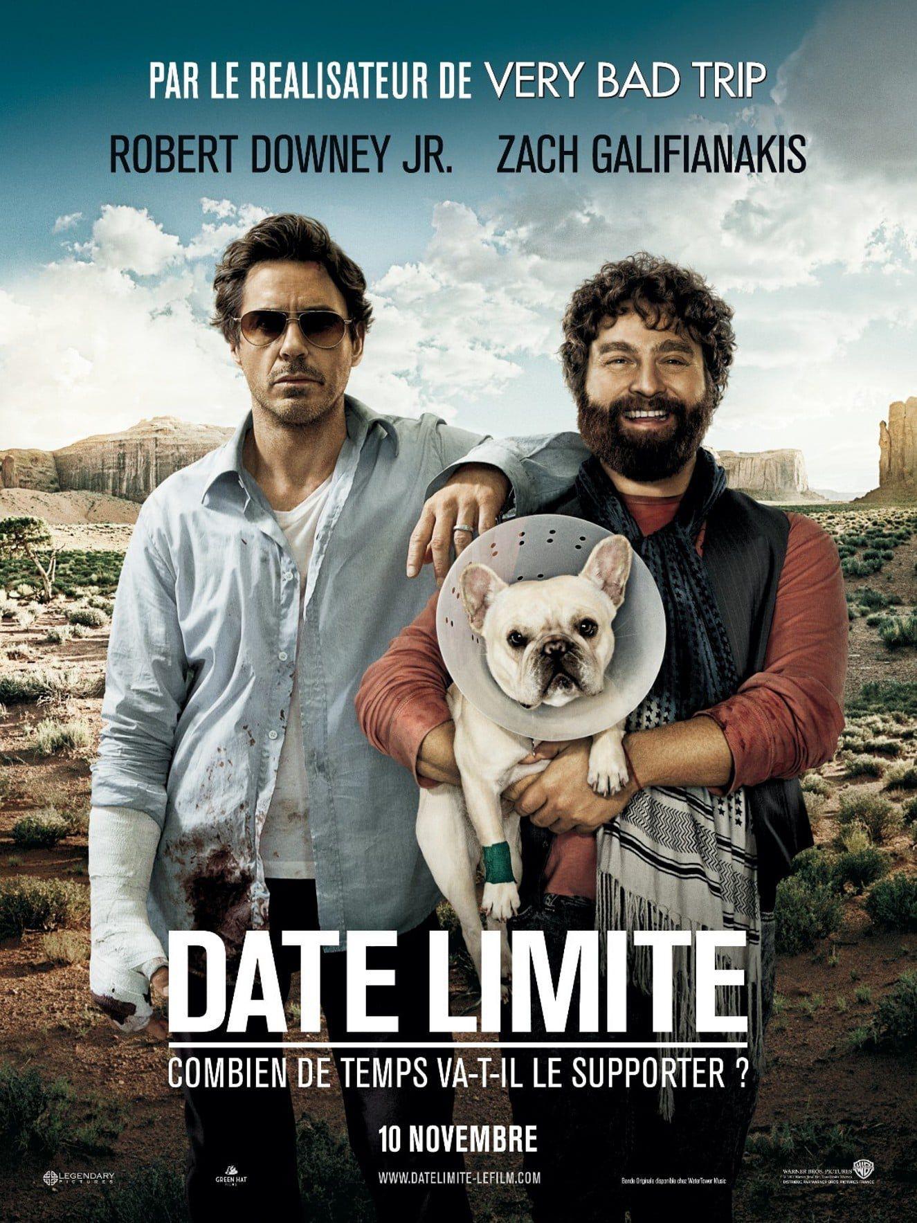 Date limite - Film (2010)