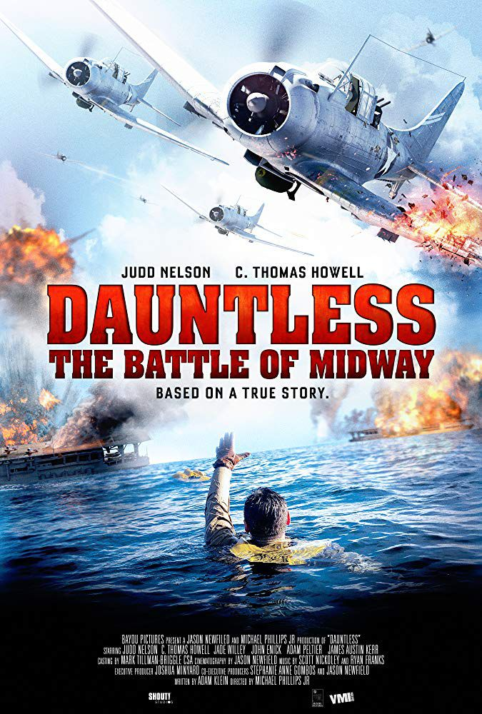 Dauntless : L'Enfer de Midway - Film (2019)