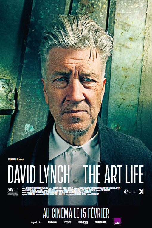 David Lynch : The Art Life - Documentaire (2017)