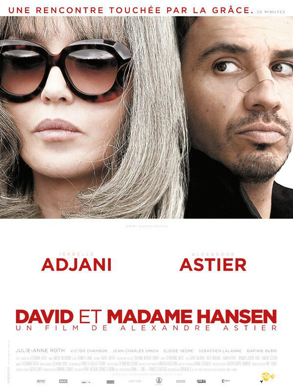 David et Madame Hansen - Film (2012)