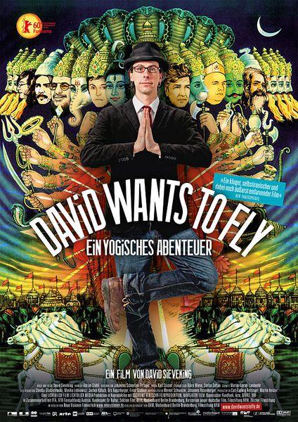 David et les yogis volants - Documentaire (2010)