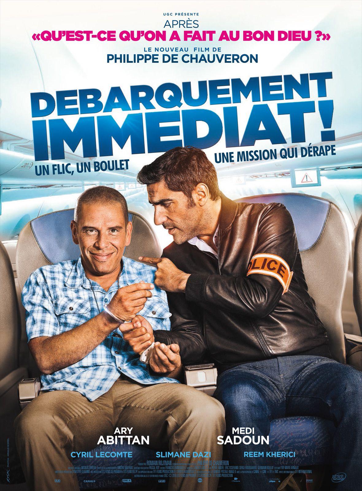 Débarquement immédiat ! - Film (2016)