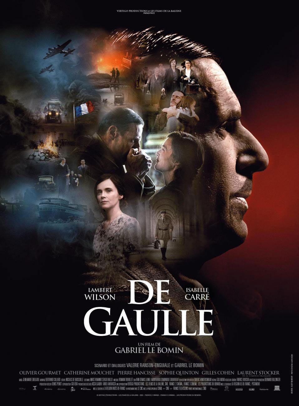 De Gaulle - Film (2020)