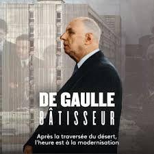 De Gaulle, bâtisseur - Documentaire (2020)