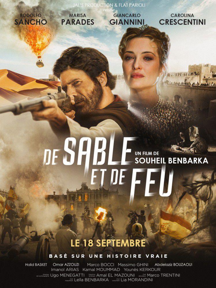 De Sable et de Feu - Film (2019)