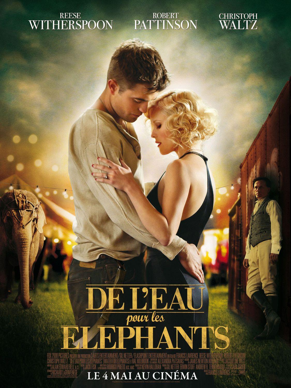 De l'eau pour les éléphants - Film (2011)