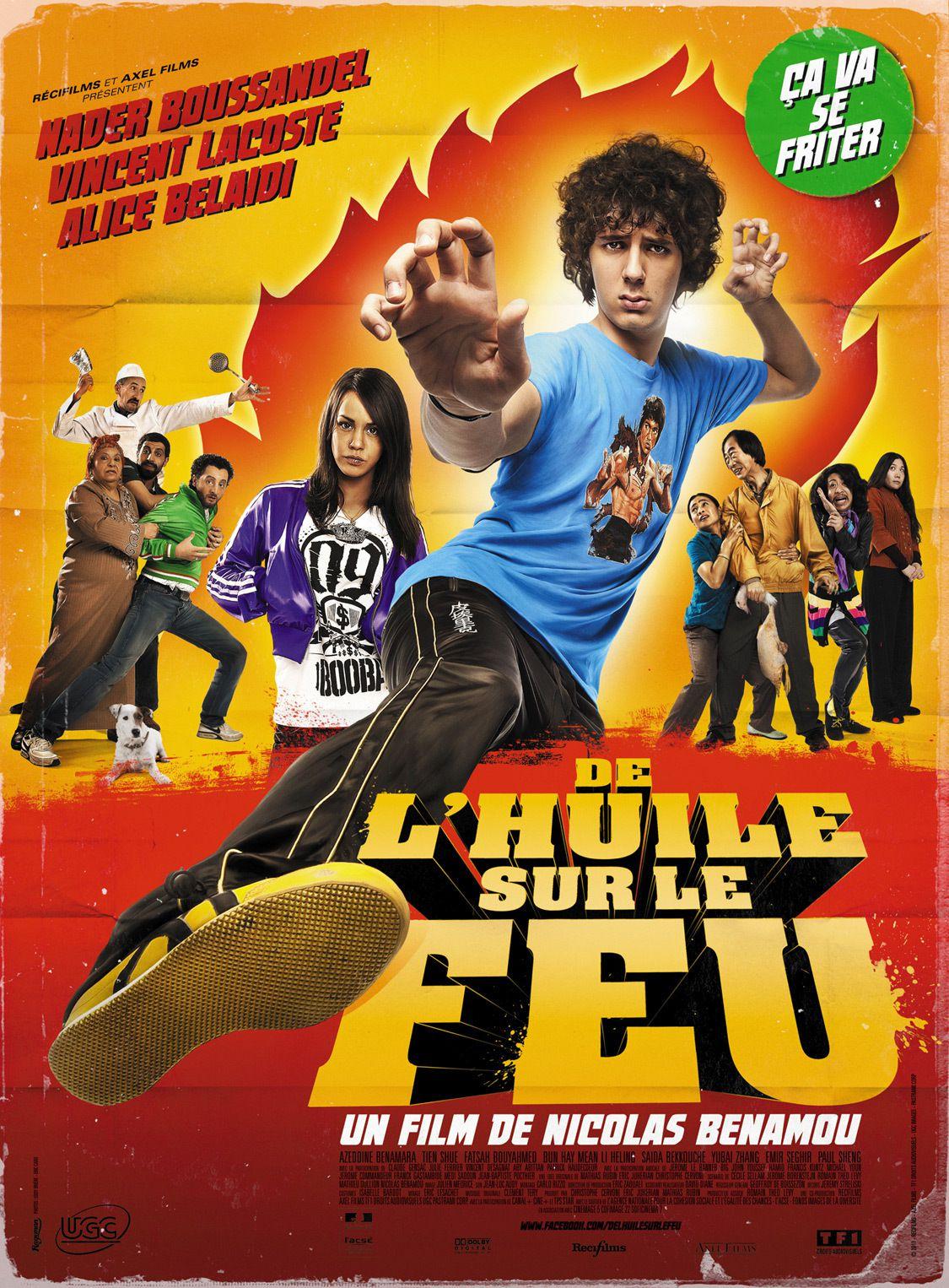 De l'huile sur le feu - Film (2011)