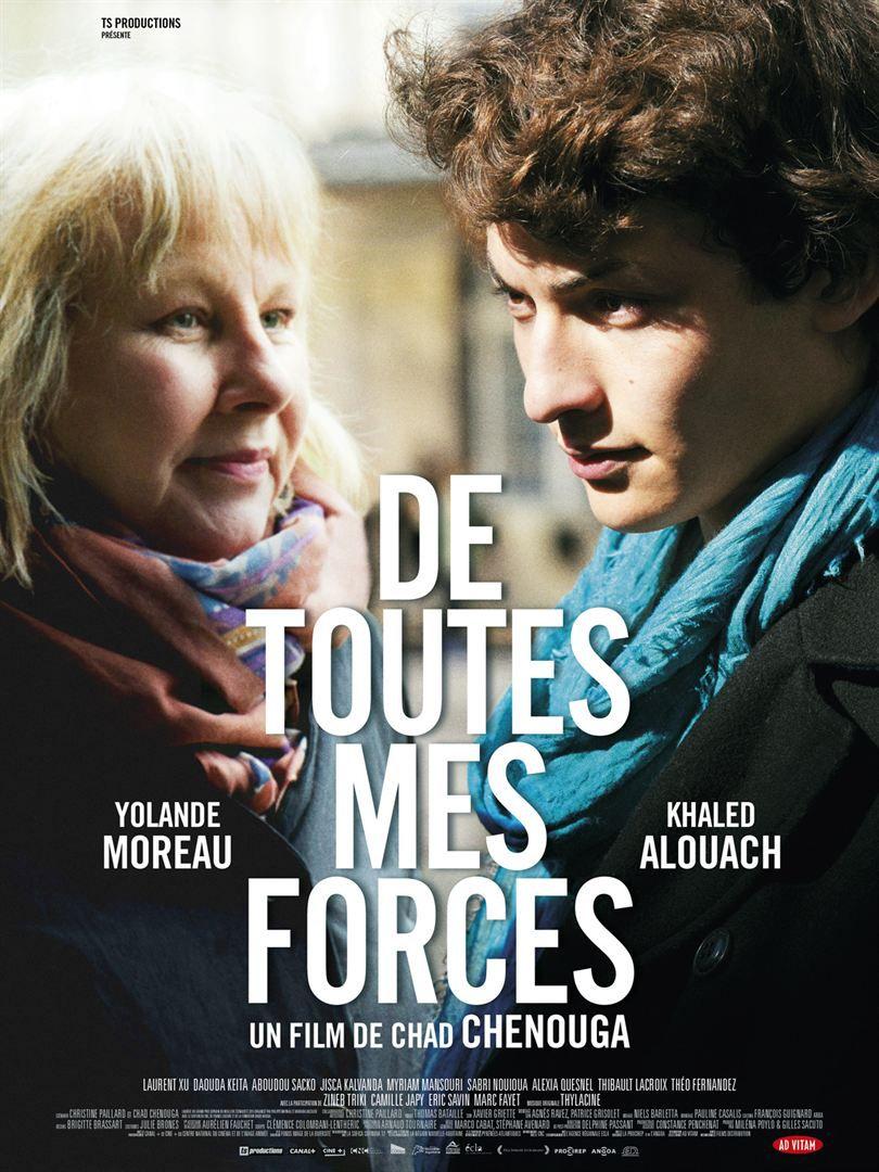 De toutes mes forces - Film (2017)