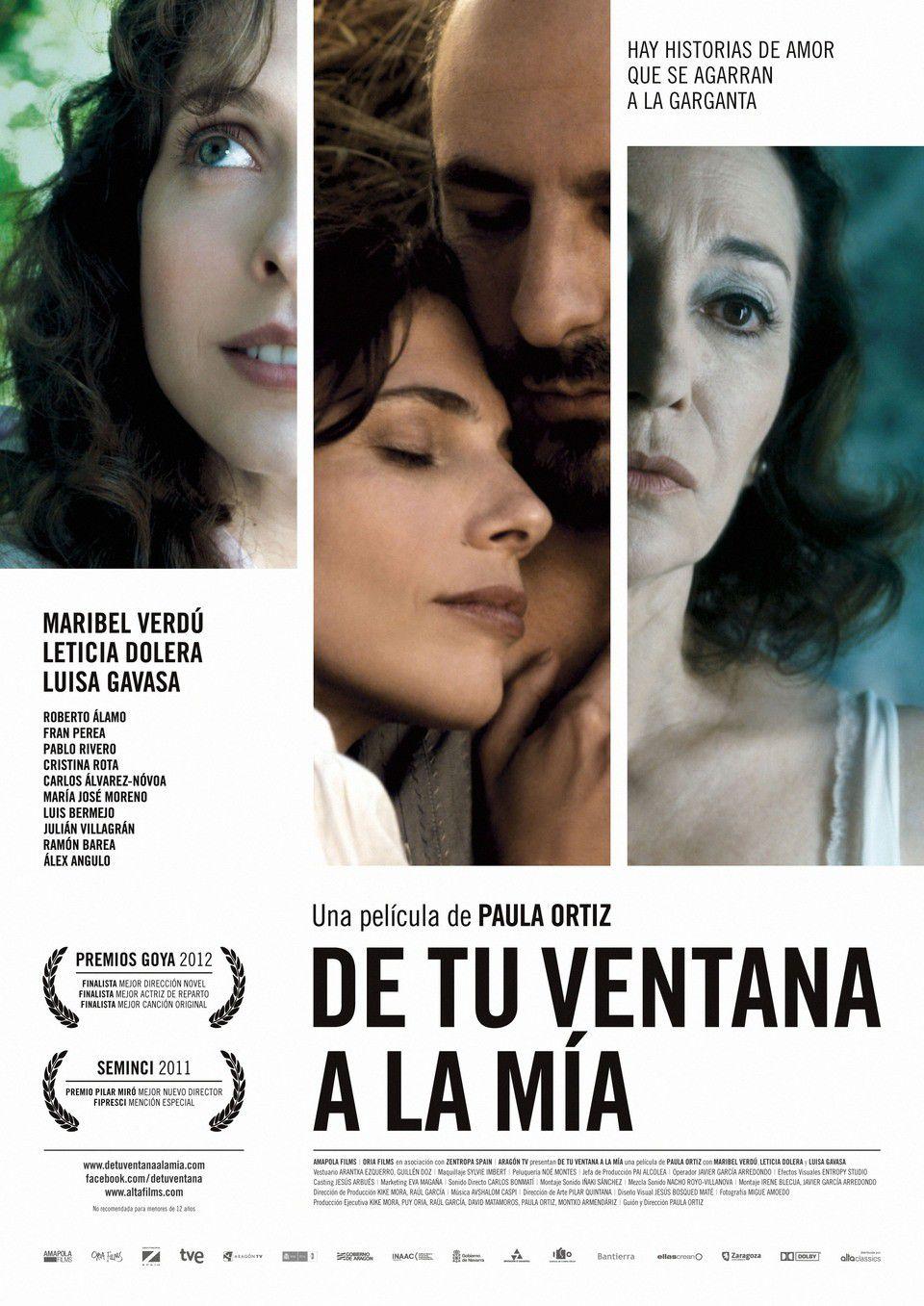 De tu ventana a la mía - Film (2012)