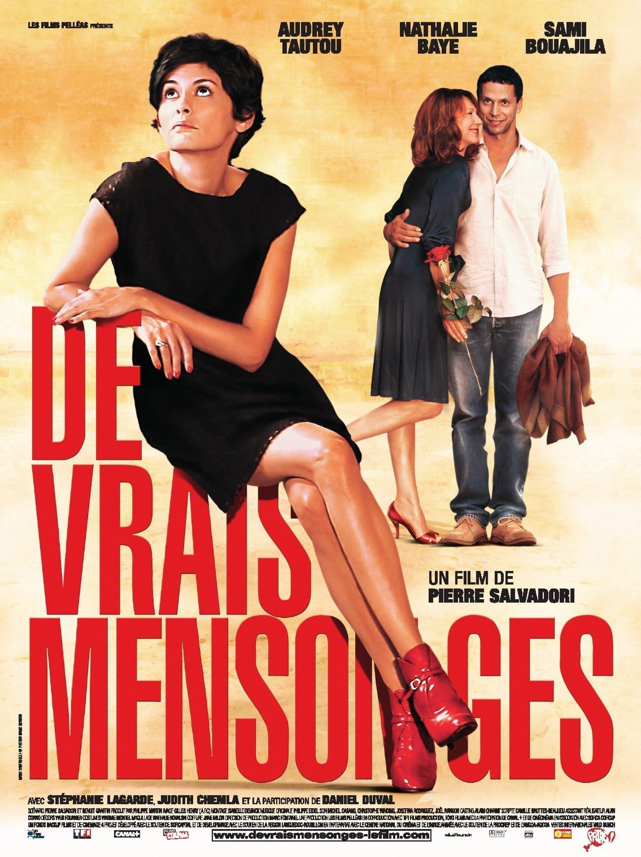 De vrais mensonges - Film (2010)