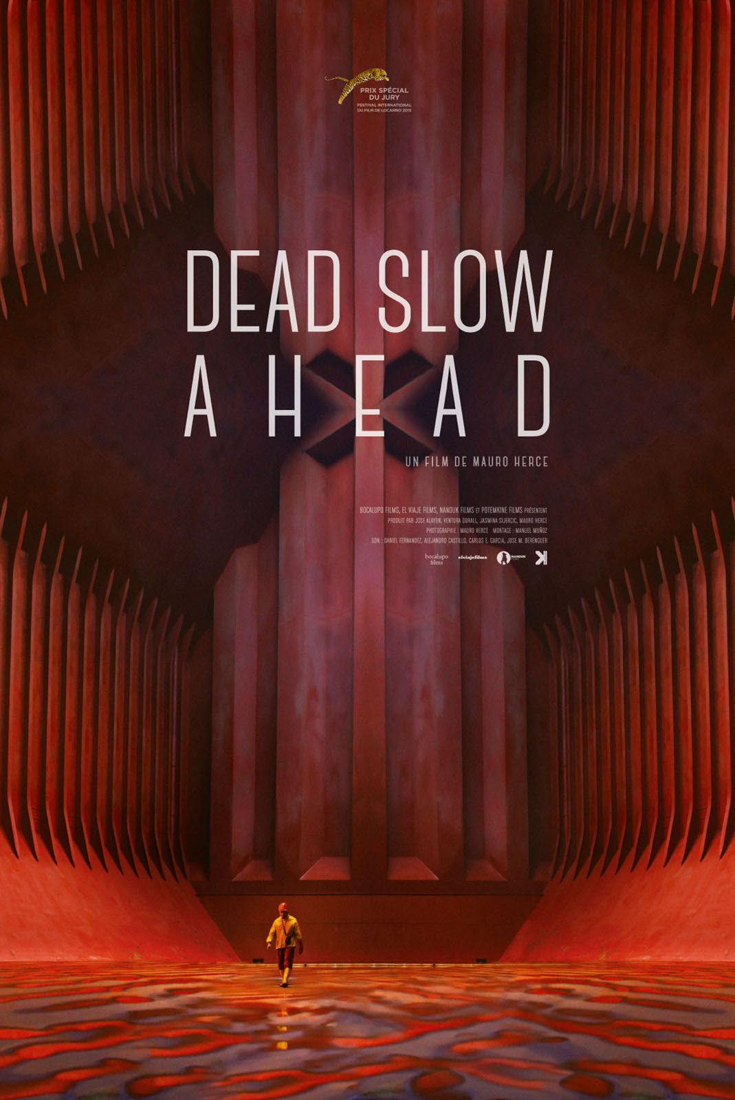 Dead Slow Ahead - Documentaire (2015)