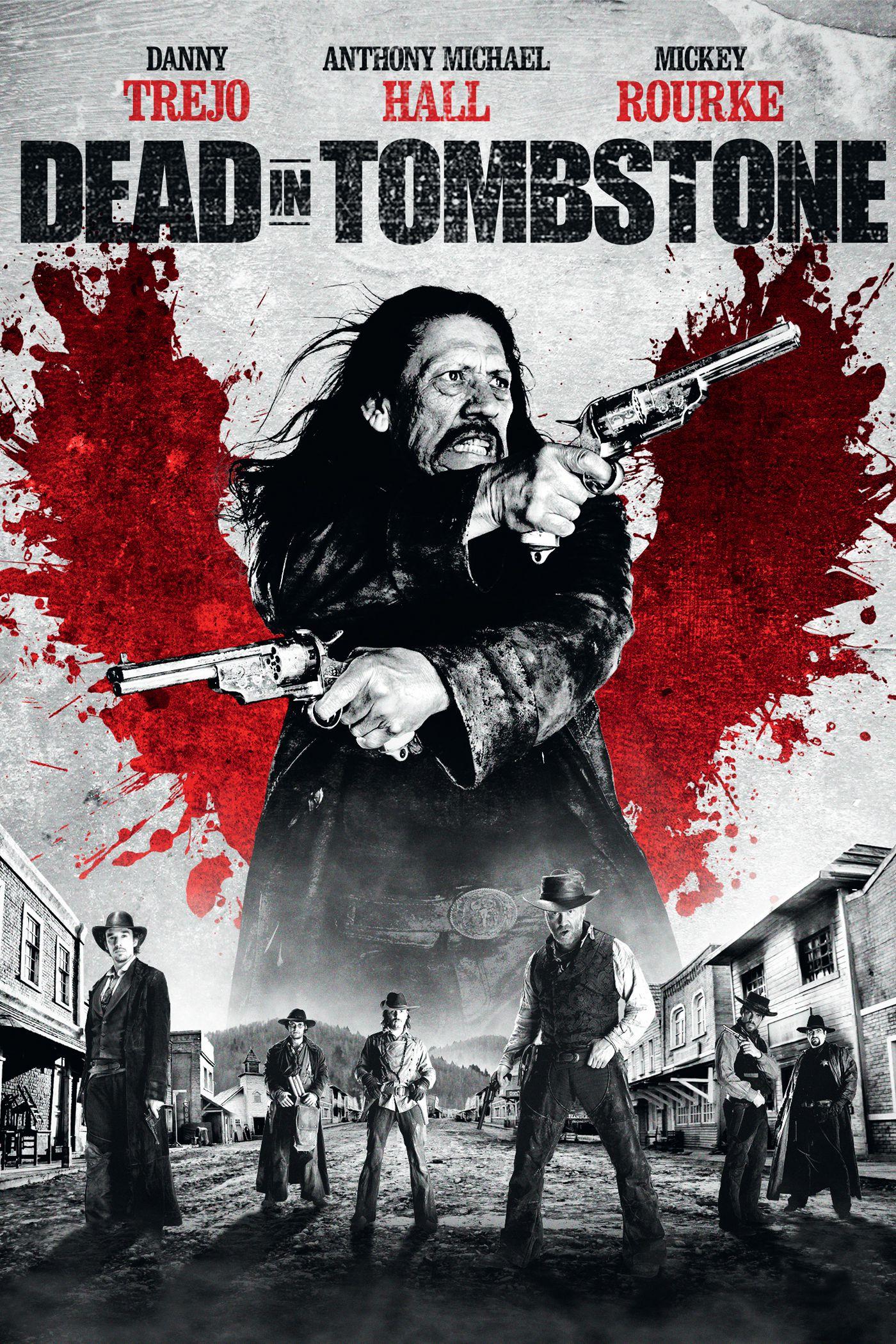 Dead in Tombstone - Film (2013)