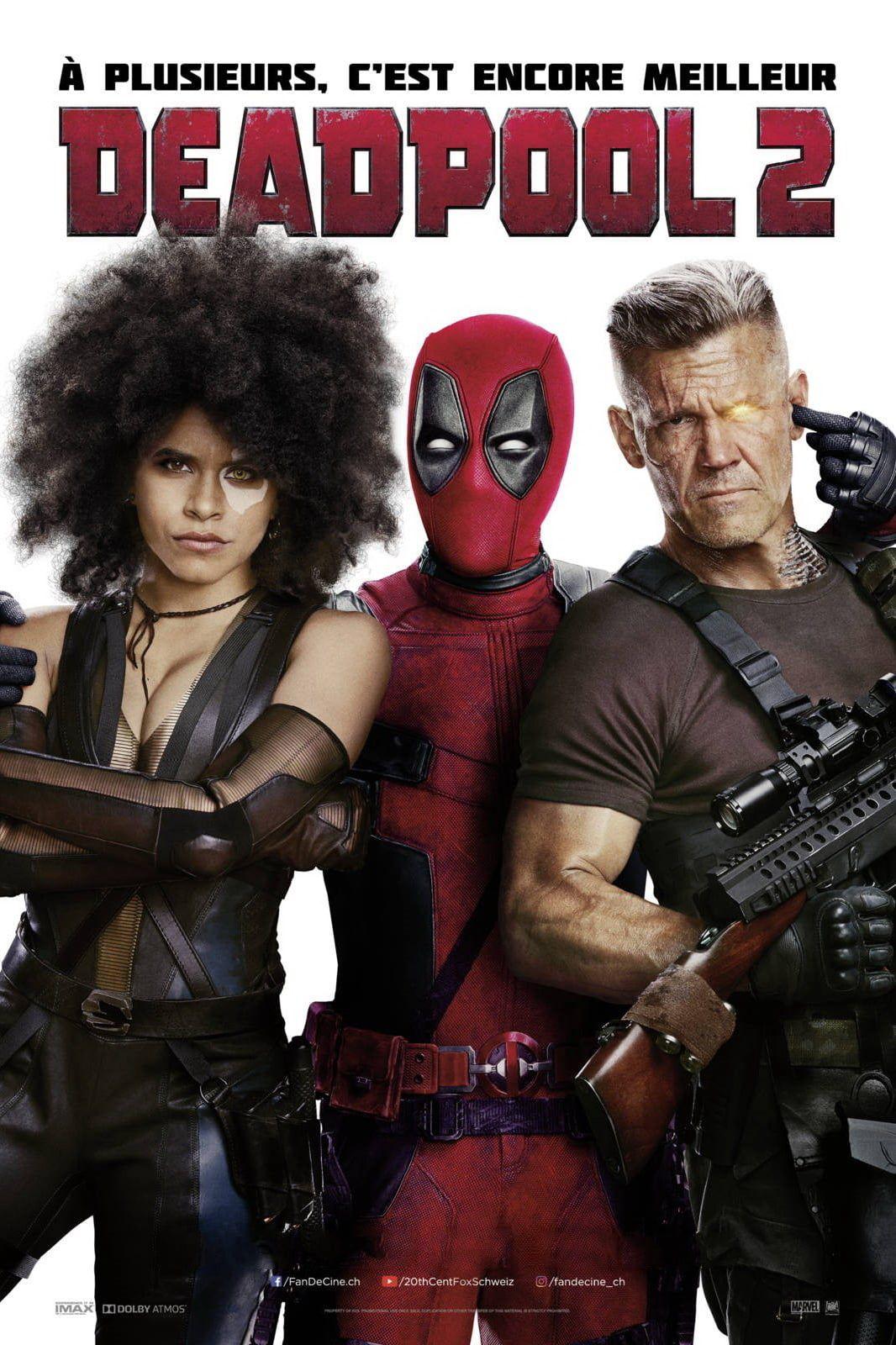 Deadpool 2 - Film (2018)